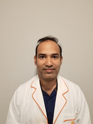 Image of Dr. Ajmath Shaik tonsillectomy specialist in Hyderabad
