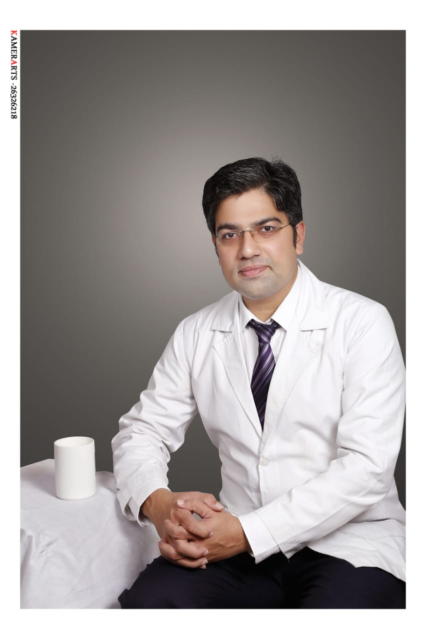 Image of Dr. Yessu Krishna Shetty Tonsillectomy specialist in Mumbai
