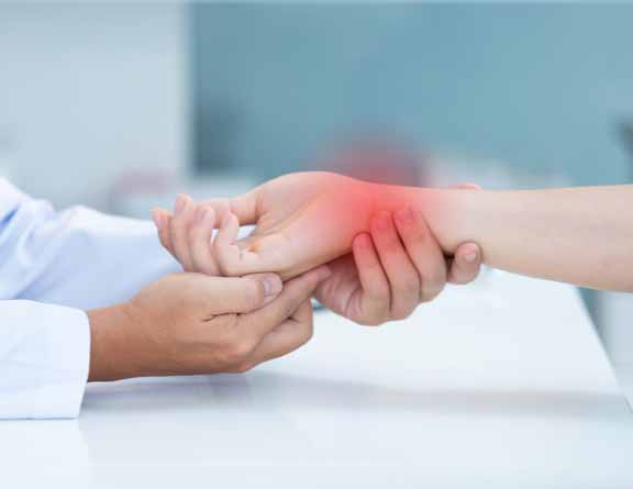 Physical examination for Carpal Tunnel Syndrome in delhi