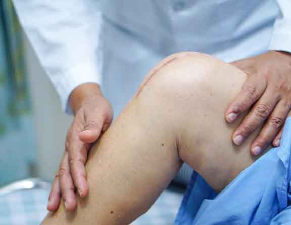 Physical examination for Knee Replacement
