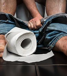 Painful bowel movements