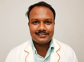 Image of Dr. Harish Y S piles specialist in Bangalore
