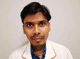 Image of Dr. Venkata Bhargava Velde piles specialist in Hyderabad