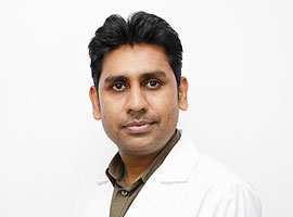 Image of Dr. Kundan Kharde piles specialist in Pune