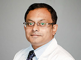 Image of Dr. Milind Joshi piles specialist in Pune